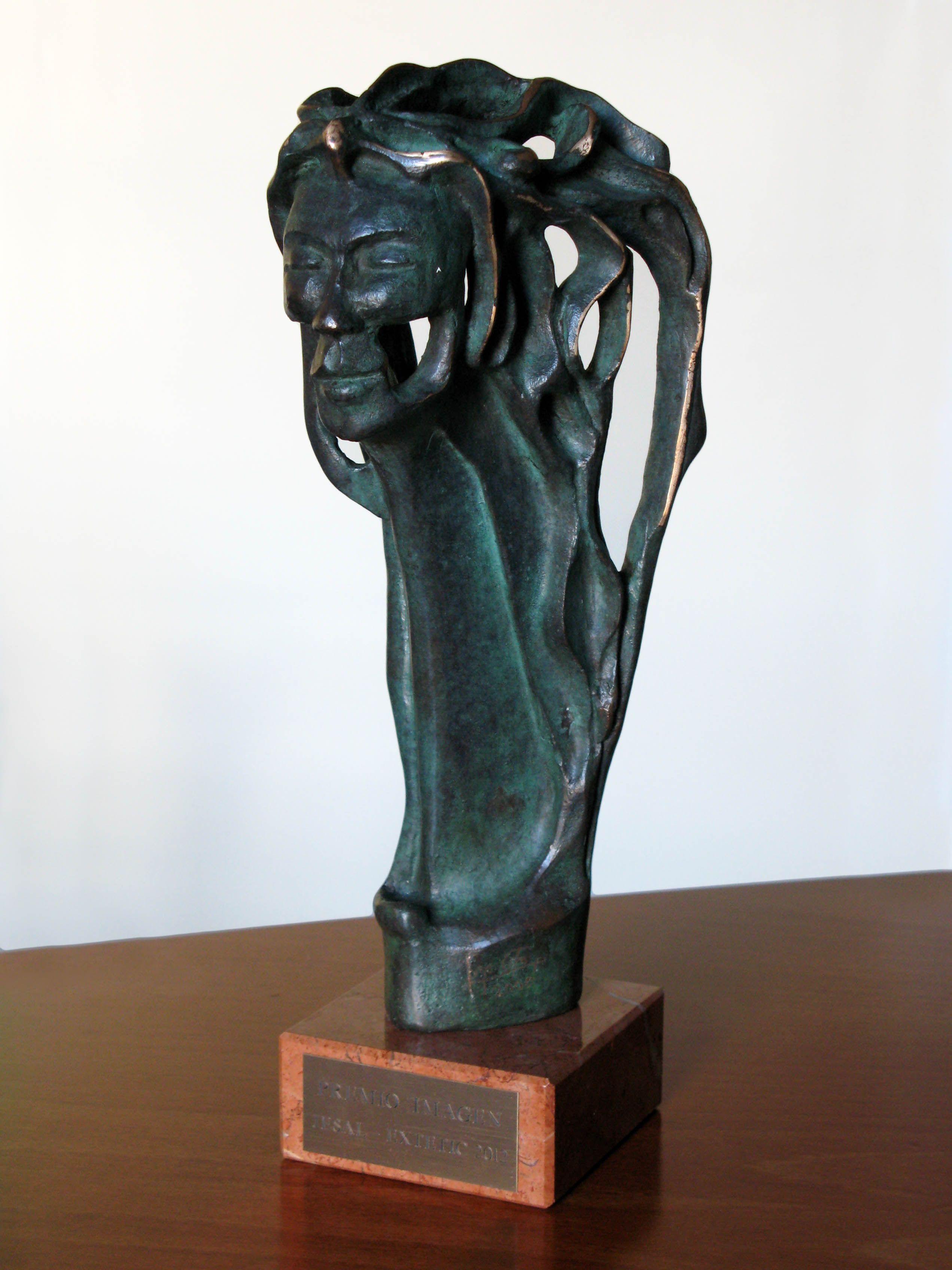 Premio Imagen Estatua