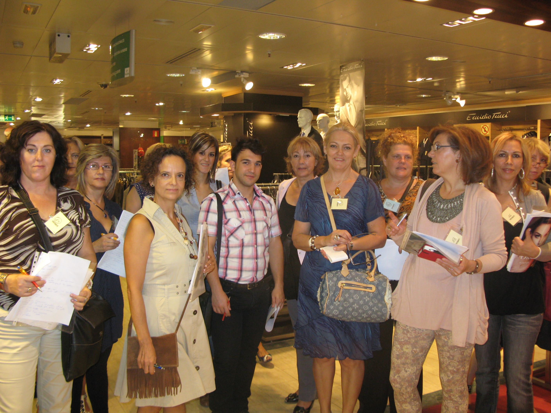 05 10 2011 taller pr ctico de personal shopper de - Personal shopper alicante ...
