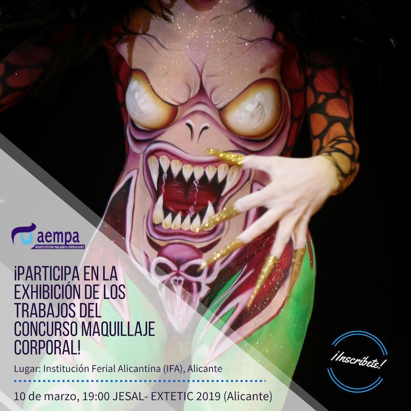concursos-maquillaje-corporal-jesal-extetic-2019-aempa-3
