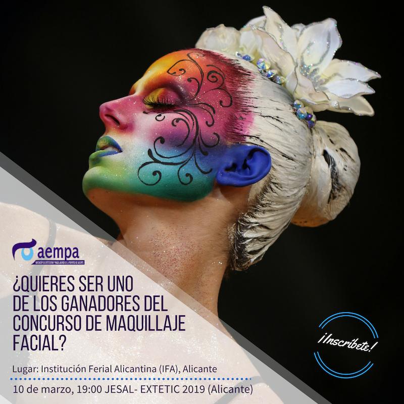 concursos-maquillaje-facial-jesal-extetic-2019-aempa-e